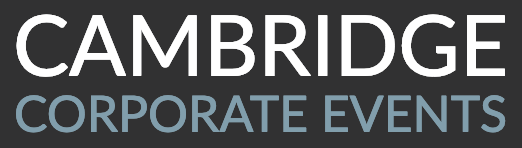 Cambridge Corporate Events Logo